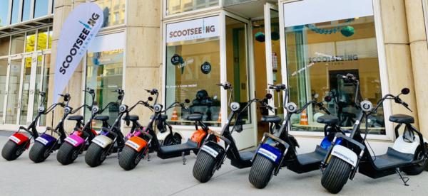 Wilkommen bei Scootseeing